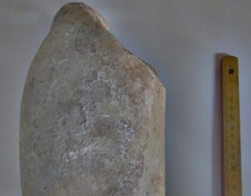 Trovato un reperto archeologico nelle acque di Giardini Naxos