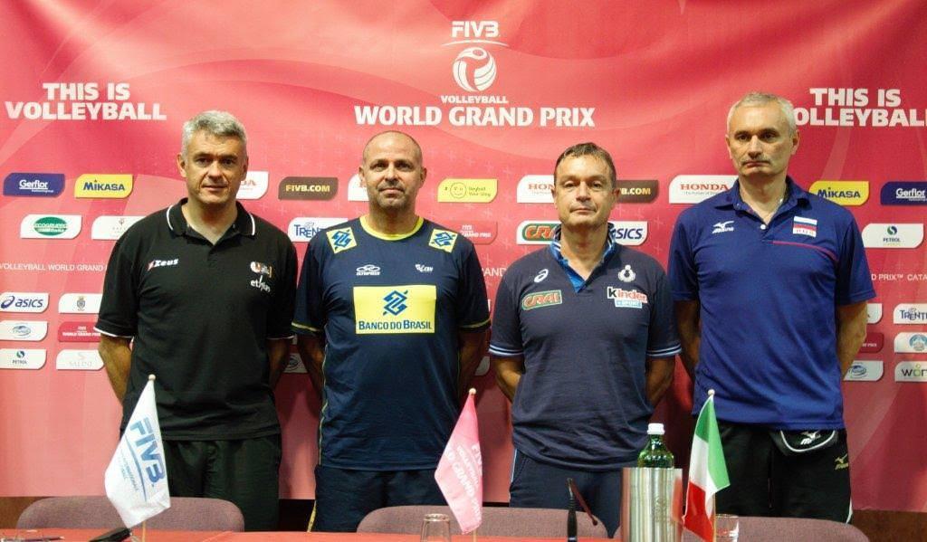 L'Italia pronta al primo impegno del World Gran Prix