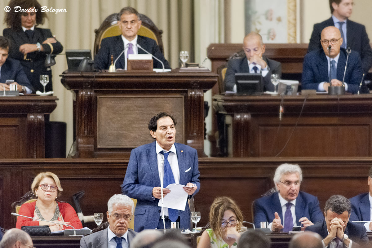 """Crocetta non declina """"Sicilia Futura"""" e si rompe armonia nella maggioranza"""