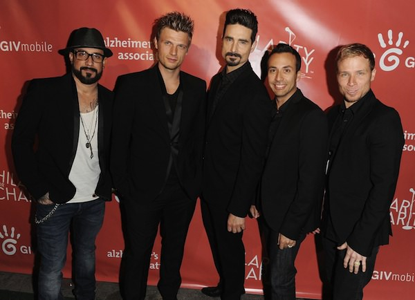 I Backstreet Boys ritornano, ma al cinema