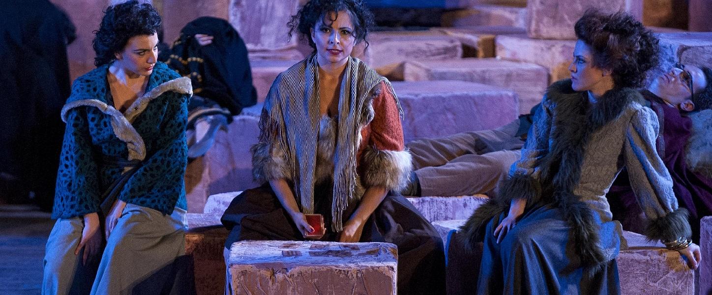 Taormina: la Carmen di Bizet debutta al Teatro Antico