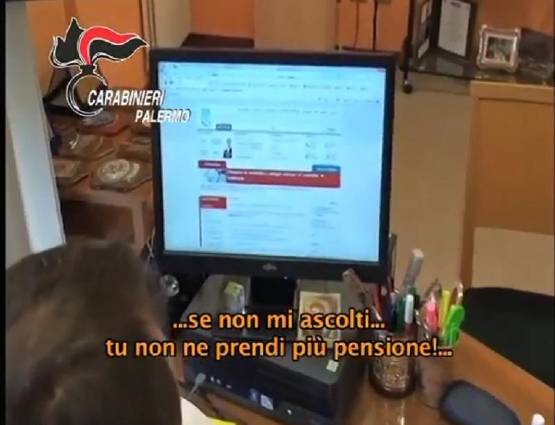 Pensioni d'invalidità a chi non ne aveva i requisiti: 18 arresti a Palermo   IL VIDEO