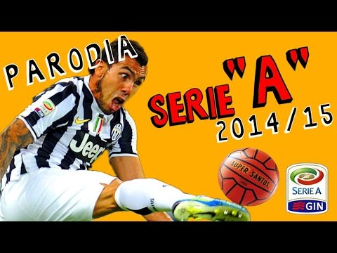 Campionato 2014/2015: parodia di una stagione, video