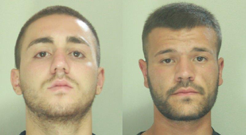 Catania, arrestati due ventenni per rapina e lesioni plurime