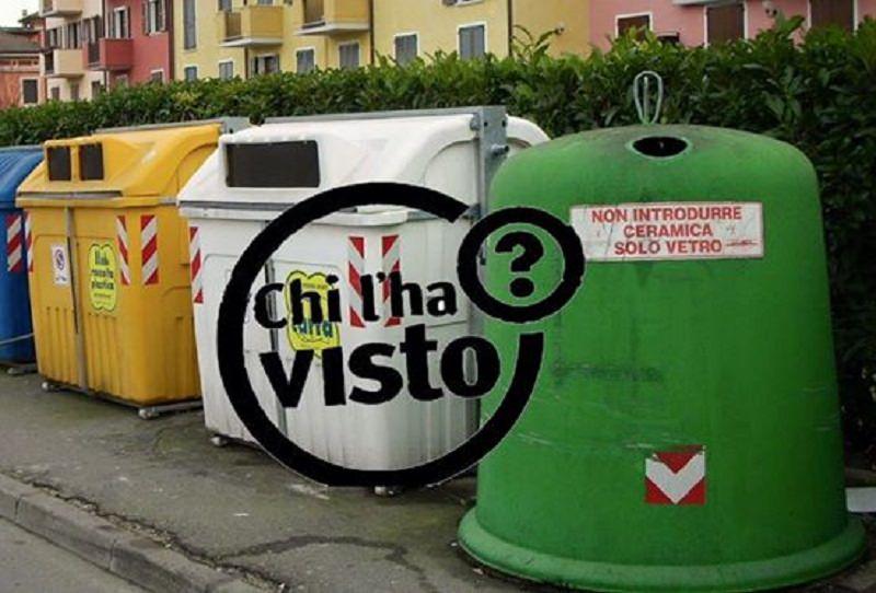 """Vittoria, Moscato (FdI) chiama """"Chi l'ha visto?"""": """"Cassonetti per la differenziata inesistenti!"""""""