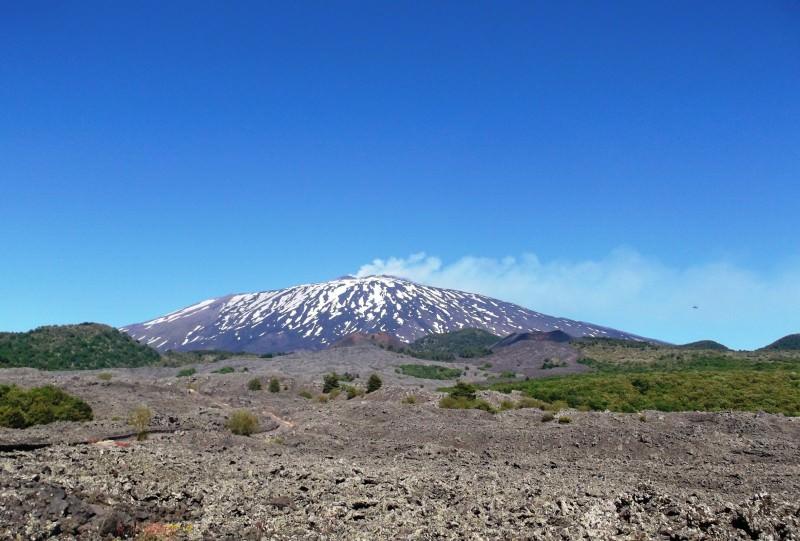 Una settimana per scoprire la storia dell'Etna