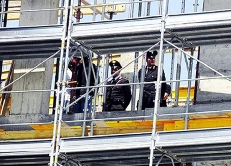 Catania, sospese sei ditte: nessun rispetto della sicurezza e dei diritti dei lavoratori