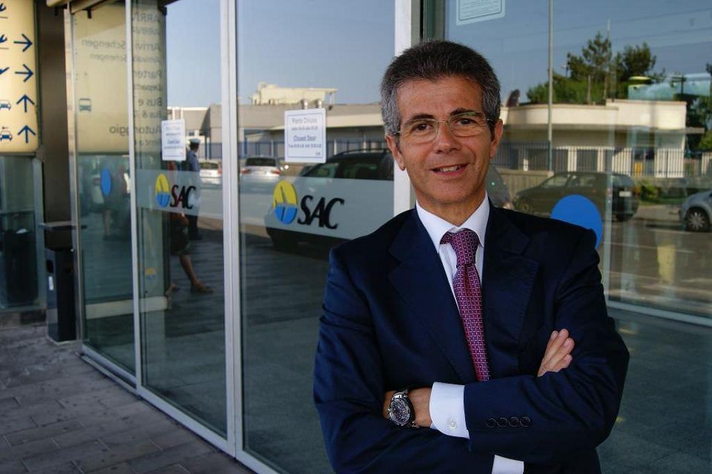 Riconoscimento per la Sac: l'ad Mancini vicepresidente Assaeroporti