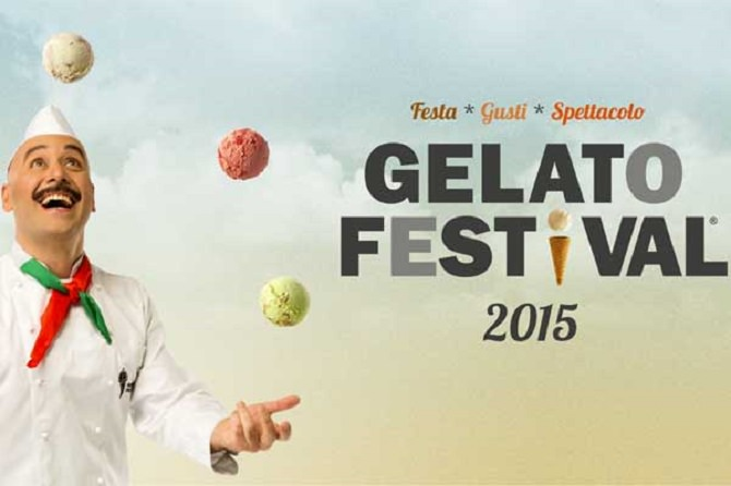 """Gelato Festival arriva a Catania e presenta il nuovo gusto: """"Sciara"""""""