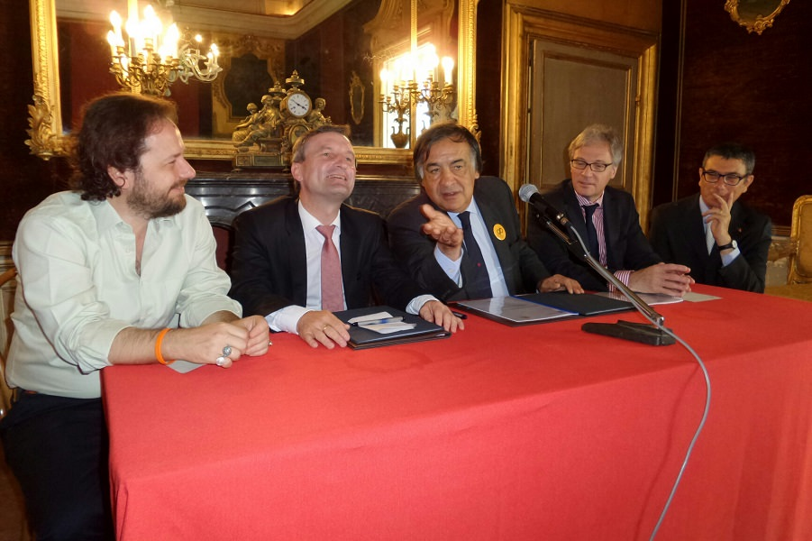 Palermo e Dusseldorf città gemellate: oggi l'accordo a Villa Niscemi