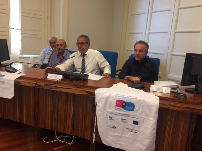 Catania, presentato progetto Acquacoltura