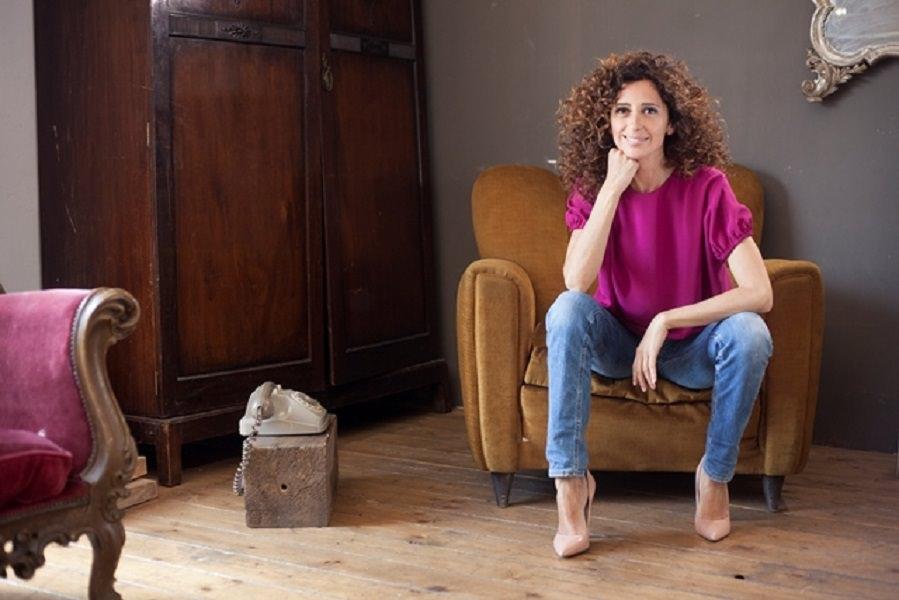 """Teresa Mannino arriva ad Acireale: """"Sono nata il ventitré"""""""