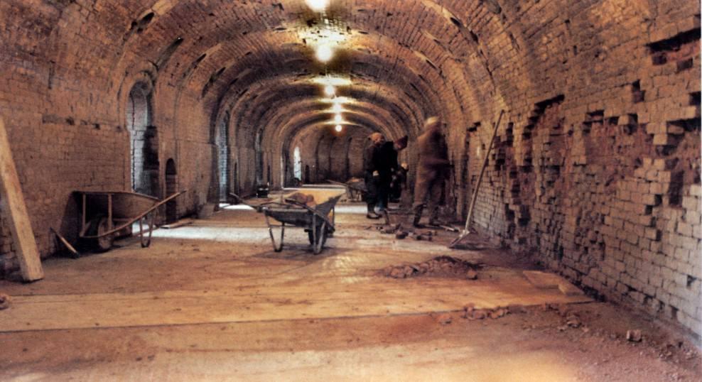 Caltagirone, museo ex fornace Hoffmann: incuria e rischio incendio