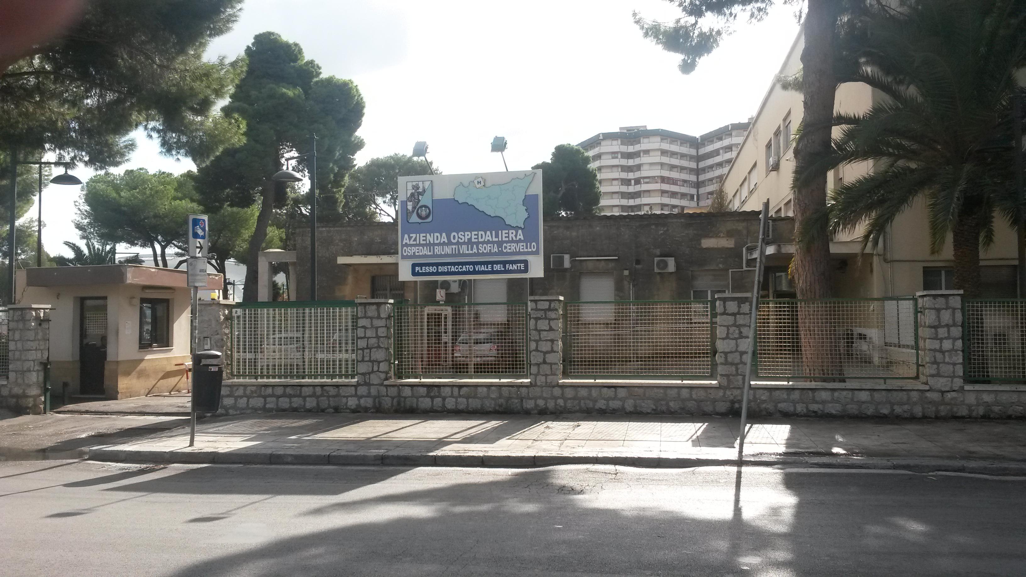 Ospedale Cervello e Villa Sofia: arriva Mystikos, progetto per l'integrazione