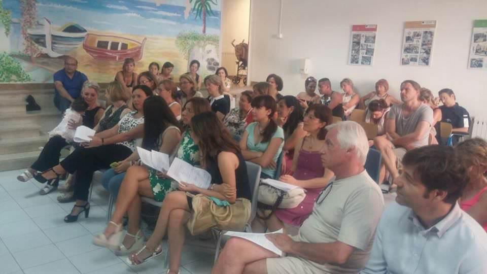 Catania, metodologie educative in Italia e in Svizzera