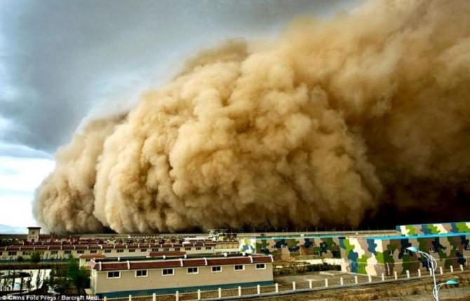 """Meteo """"guasta feste"""": Pasqua e Pasquetta in Sicilia tra sabbia del deserto, venti forti e pioggia"""