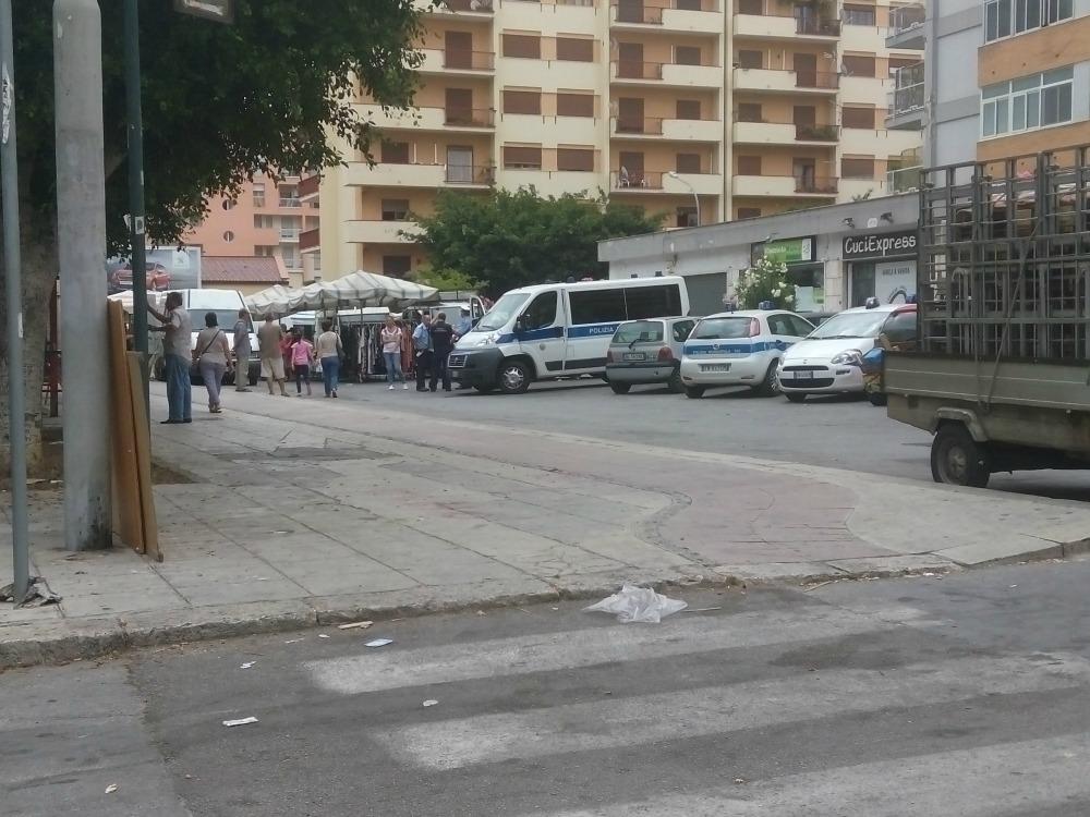 """Palermo, Occhipinti (idV): """"Bene controlli nel mercato di via Jung"""""""