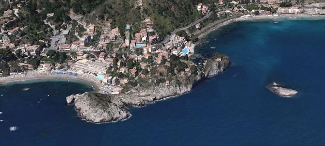 Le Rocce di Mazzarò: l'ex villaggio nelle sapienti mani di Antonio Presti