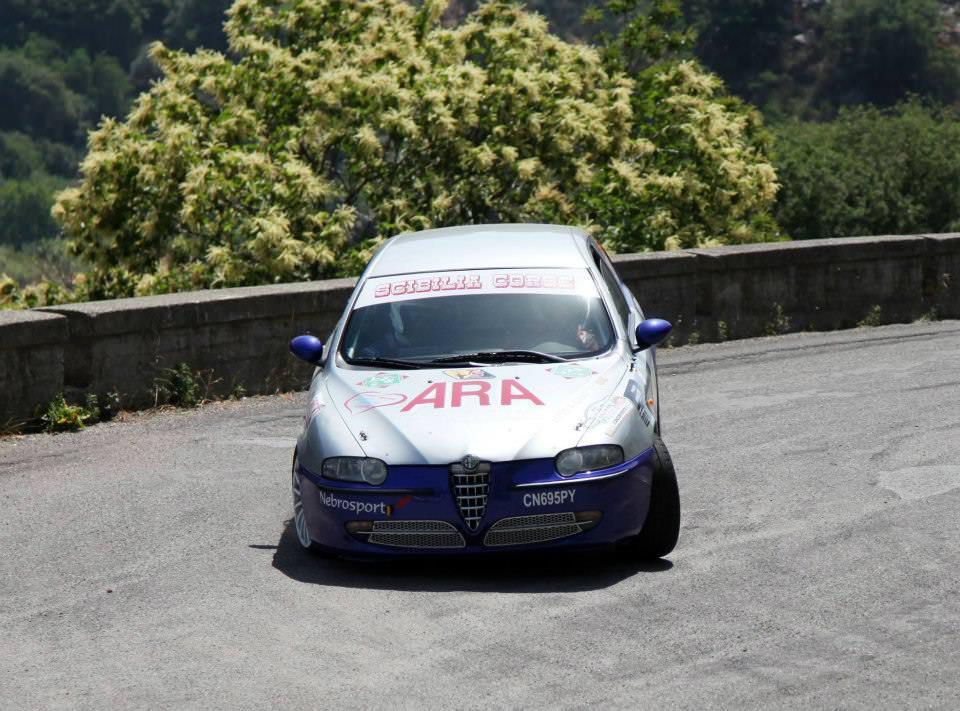 """Sfida in notturna tra l'8 e il 9 al """"12° Rally del Tirreno"""""""