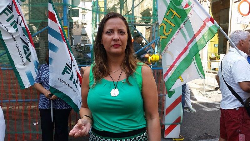 """Ammortizzatori sociali: Catania protesta. Rosaria Rotolo (Cisl): """"Situazione insostenibile"""""""