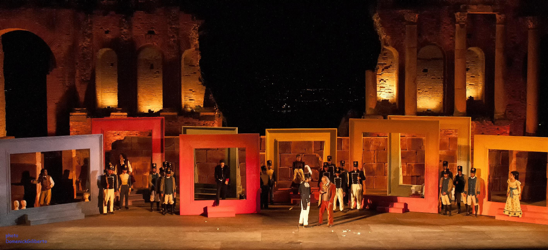 Lirica al Teatro Antico di Taormina, è già un gran successo