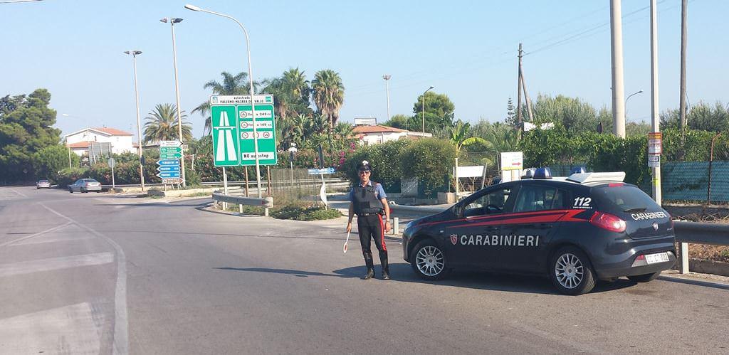 Palermo, un arresto e due denunce per droga