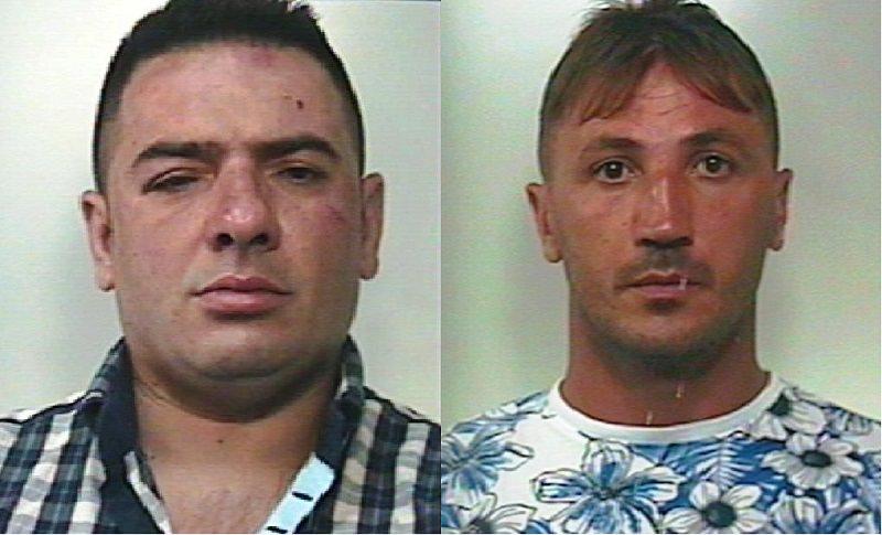 Domenica catanese movimentata: arresti a Bronte e Aci Castello