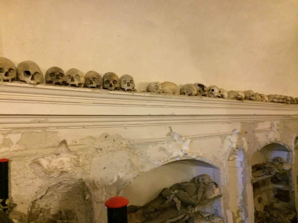 Caccamo, visita guidata alle Catacombe delle Anime Sante e al Duomo