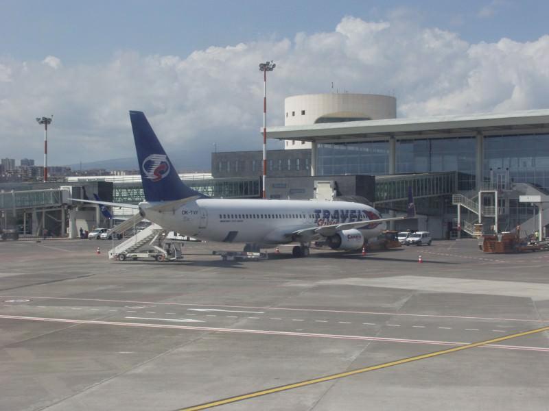 Catania aeroporto strategico, soddisfazione dei vertici Sac
