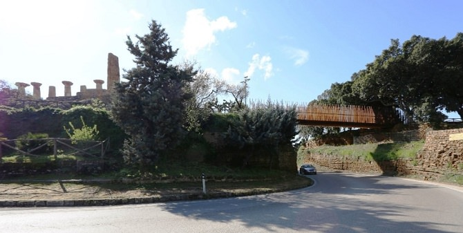 """""""Quadranti 2015"""" si conclude con il premio alla passerella-scultura di Agrigento"""