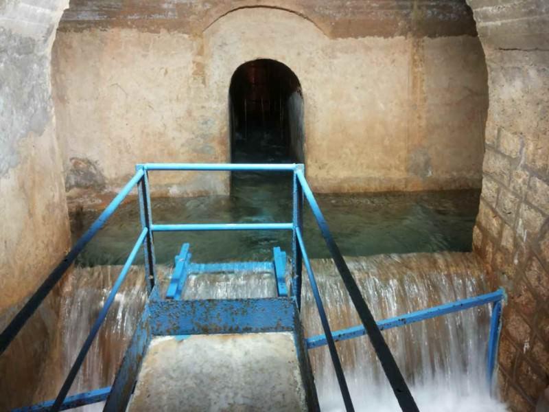 Scillato, la via dell'acqua. Visita guidata alle sorgenti