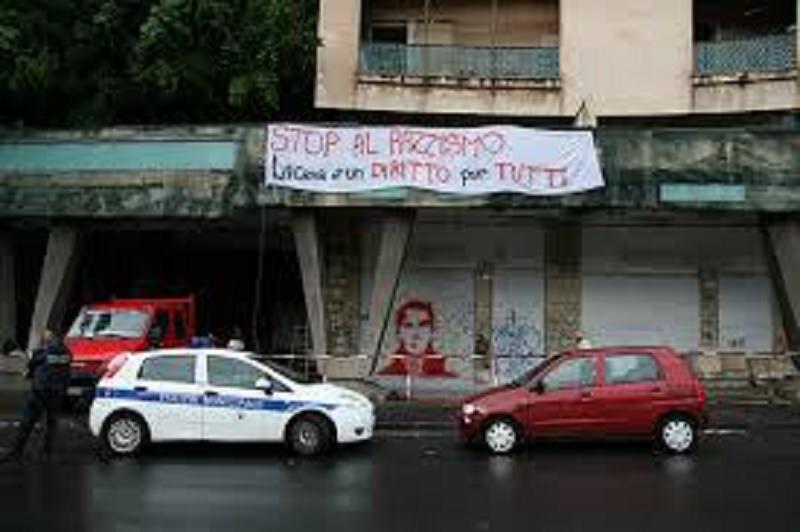 """Disagio abitativo e occupazioni abusive: la """"questione Palazzo Bernini"""""""