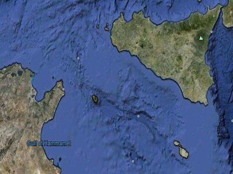 Ritrovato nel Canale di Sicilia un monolito risalente all'età Mesolitica