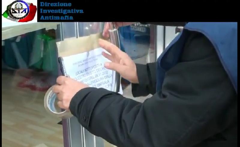 Confiscati beni per 600 mila euro al cognato di Messina Denaro. IL VIDEO
