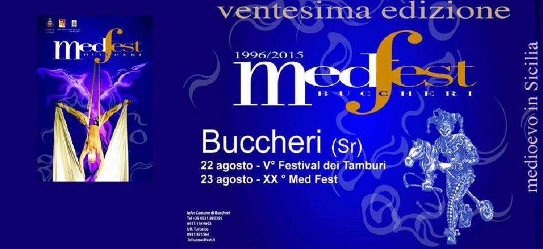 Tutto pronto per la XX edizione del MedFest di Buccheri