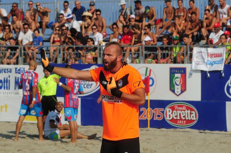 Domusbet Catania, Del Mestre pronto per la Final Eight