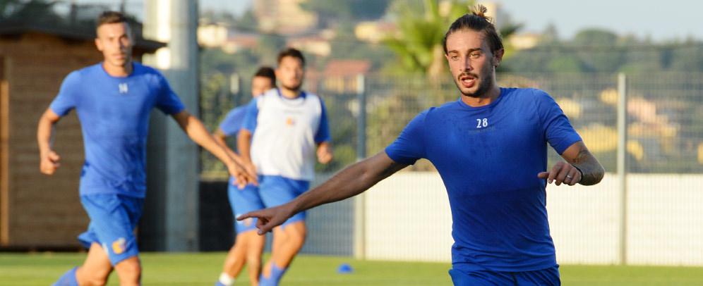 Catania, tesserato Nunzella che si allena già con la squadra