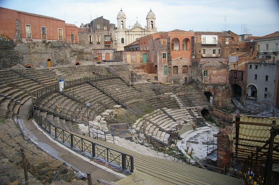 """Il Teatro Greco Romano di Catania riapre al pubblico con """"Omaggio a Pier Paolo Pasolini"""""""