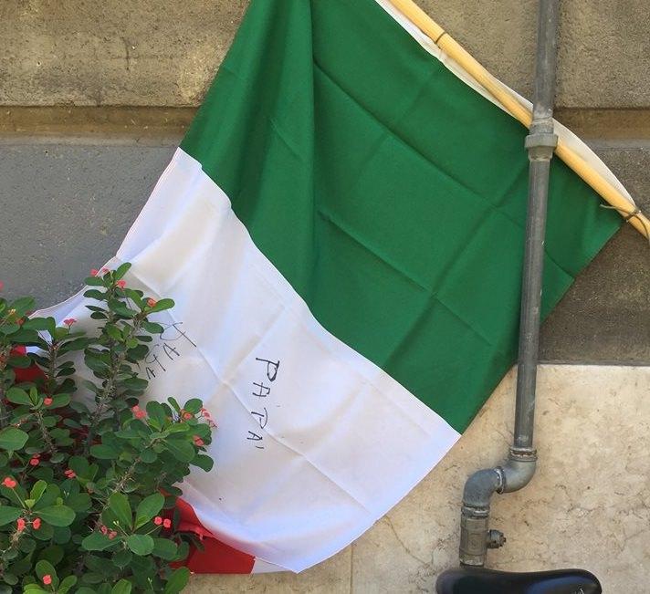 Rita Dalla Chiesa e Paolo Caracausi: restituiamo dignità alla lapide di Carlo Alberto Dalla Chiesa