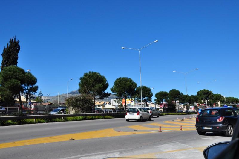 Palermo, aumentano le patenti ritirate per eccesso di velocità