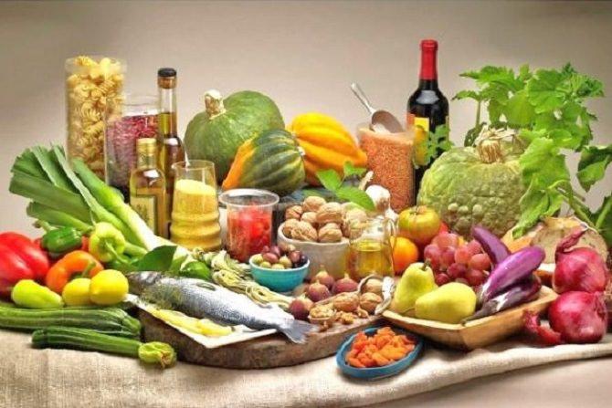 """Le malattie cardiovascolari ed il cibo, """"la dieta mediterranea"""""""