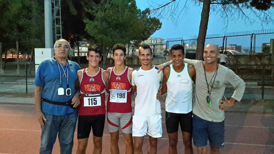 1200 M siepi: cadetti da brivido a Siracusa, una specialità siciliana