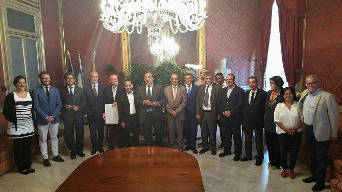 Palermo, cittadinanza onoraria a Medici senza Frontiere
