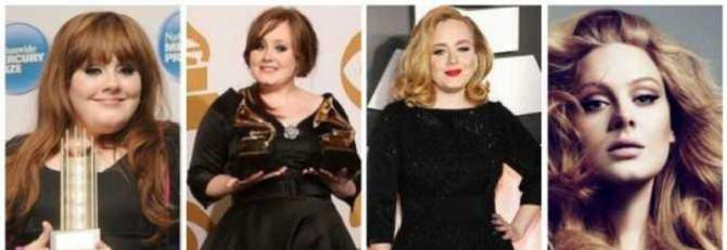 """Adele, meno 30 kg in un anno: """"Ho una dieta segreta…"""""""