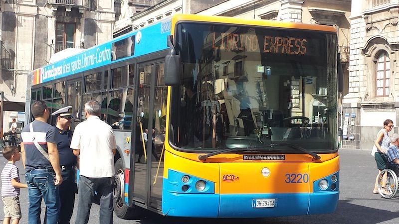 """Catania, inaugurato """"Librino Express"""": spostamenti ogni 10 minuti"""