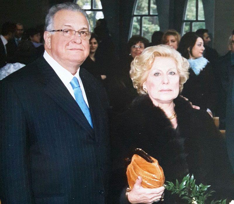 50° Anniversario di matrimonio. Auguri a Nello e Maria Teresa Valastro.