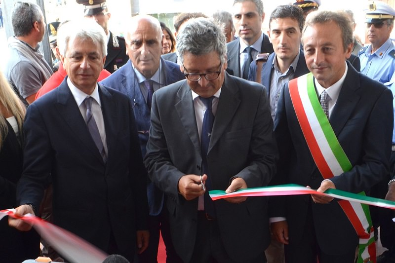 """Inaugurato """"Ex Ferrotel"""" a Vittoria: una struttura per l'integrazione"""