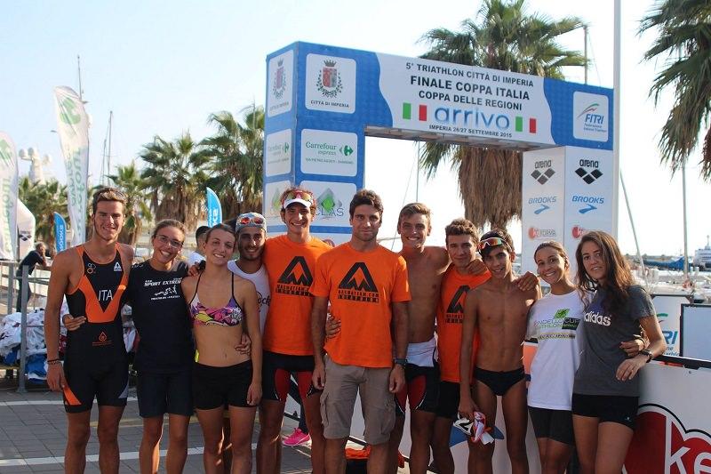 Neonato Magma Team sorprende ai campionati giovanili