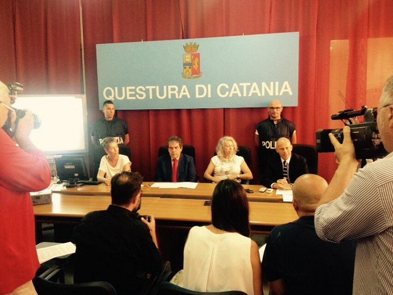 Catania: sgominata banda di scippatori. Fra loro anche i malviventi che hanno derubato due turiste toscane