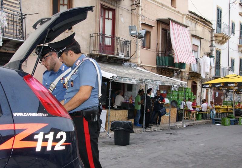 Palermo, controlli a Ballarò: chiuso un locale, due arresti e 5 denunce